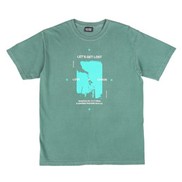 Ignored Prayers Love & Chaos T-Shirt Emerald