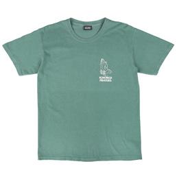 Ignored Prayers OG Hands Pigment Dye T-Shirt Emera