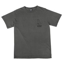 Ignored Prayers OG Hands Pigment Dye T-Shirt Black