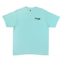 BXR Studios S/S T-Shirt Aqua
