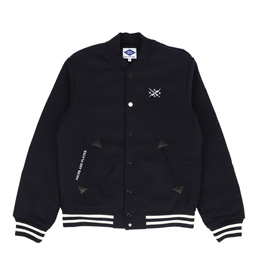 Madness Baseball Jacket Navy