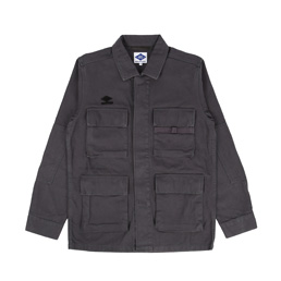 Madness Short Army Jacket Grey