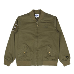 Madness Army Jacket Army Green