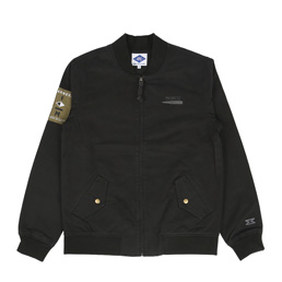 Madness Army Jacket Black