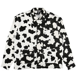 Braindead Cow Club Chore Shirt Jacket