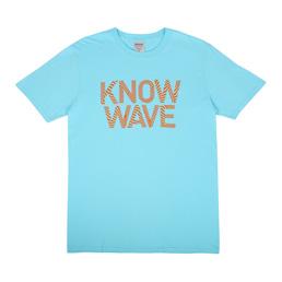 Know Wave Dazzle T-Shirt Blue