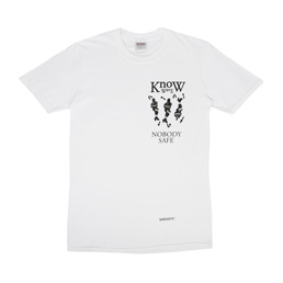 Know Wave Sarcastic T-Shirt White