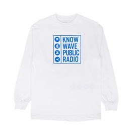 Know Wave Public L/S T-Shirt White