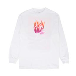 Know Wave Luv 2 Suk U T-Shirt White