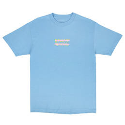Know Wave Chest Logo T-Shirt Blue