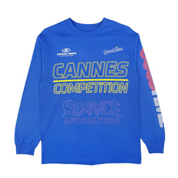 Know Wave x MoMa Cannes Competition T-Shirt Royal
