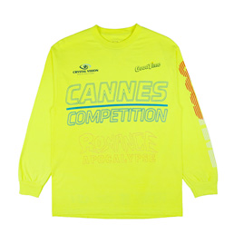 Know Wave x MoMa Cannes Competition T-Shirt Green
