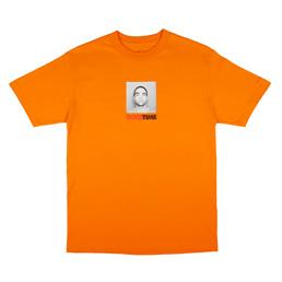 Know Wave x MoMa Mugshot T-Shirt Orange
