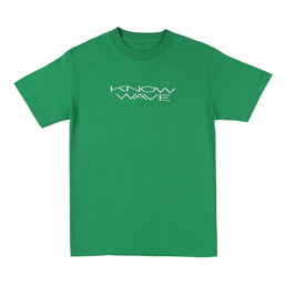 Know Wave Stretch T-Shirt Forest Green