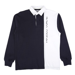 Know Wave Rugby Navy/ White
