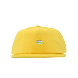 Know Wave Tech Hat Yellow