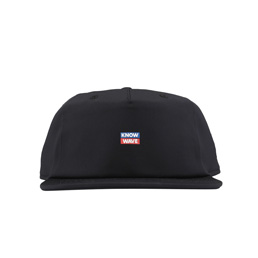 Know Wave Tech Hat Black