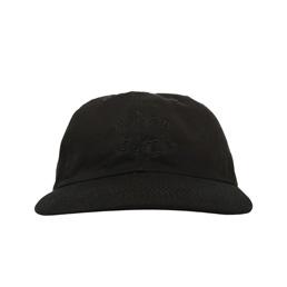 Last Call Embroidered Cap Black/Black