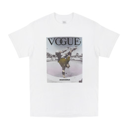 Loose Joints Abe 004 T-Shirt White