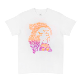 Loose Joints Nanook T-Shirt White