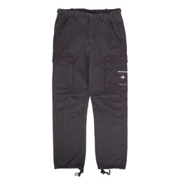 Madness Army Cropped Straight Cut Pant Grey