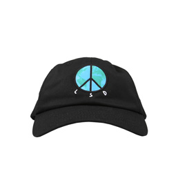 LSD World Peace The Leary Hat Black