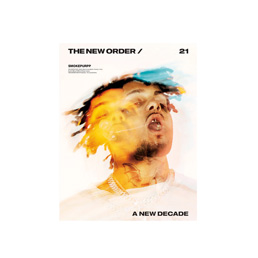 The New Order Vol. 21 Magazine - Smoke Purpp