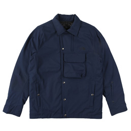 TNF Urban S3 Down Coach Jacket Urban - Navy