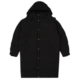 TNF Urban N2 Cordura Down Coat - Black