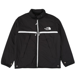 TNF KK Fleece Work Jkt - Black