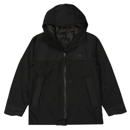 TNF Urban N2 GTX Jkt - Black