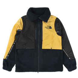 TNF KK High Neck Fleece Jkt Urban - Navy