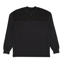 TNF City N2 3/4 Zip Crew - Black
