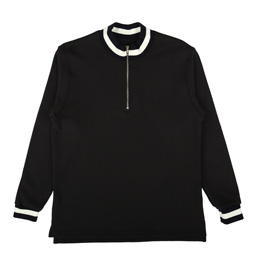 Noon Goons Court Pullover Washed Black
