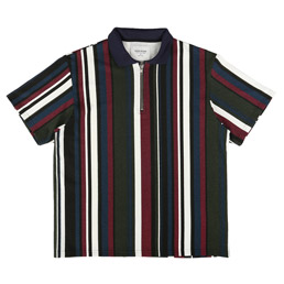 Noon Goons Vert S/S Shirt Stripe