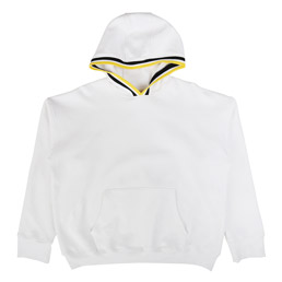 Noon Goons Outfield Hoodie Off White