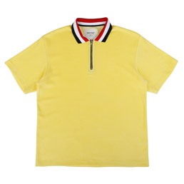 Noon Goons Valet Polo Pale Yellow