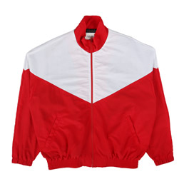 Noon Goons Mall Jogger Jacket Red