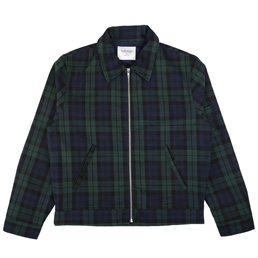 Noon Goons Masque Plaid Tartan Jacket