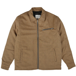 Noon Goons Wool Club Brown Houndstooth