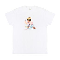 Noon Goons Daisies T-Shirt - White