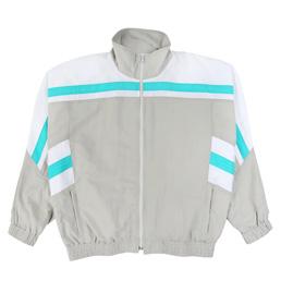 Noon Goons Santee Jogger Jacket Silver