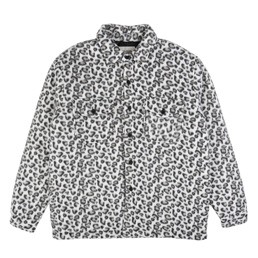 Noon Goons Compa Shirt Leopard Whit