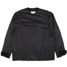 OAMC Transmission Crewneck Black