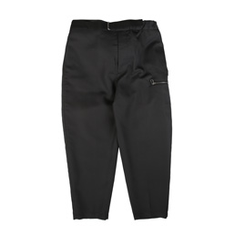 OAMC Cropped Regs Pant Woven Black