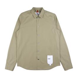 OAMC Cesar Woven Shirt Pastel Green