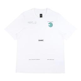 OAMC Schule T-Shirt White
