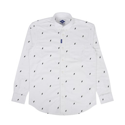 Madness Oxford Shirt White