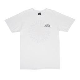 Powers Hallelujah Tee - White