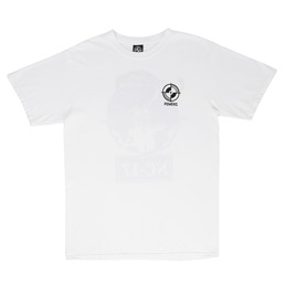 Powers NC-17 Tee - White